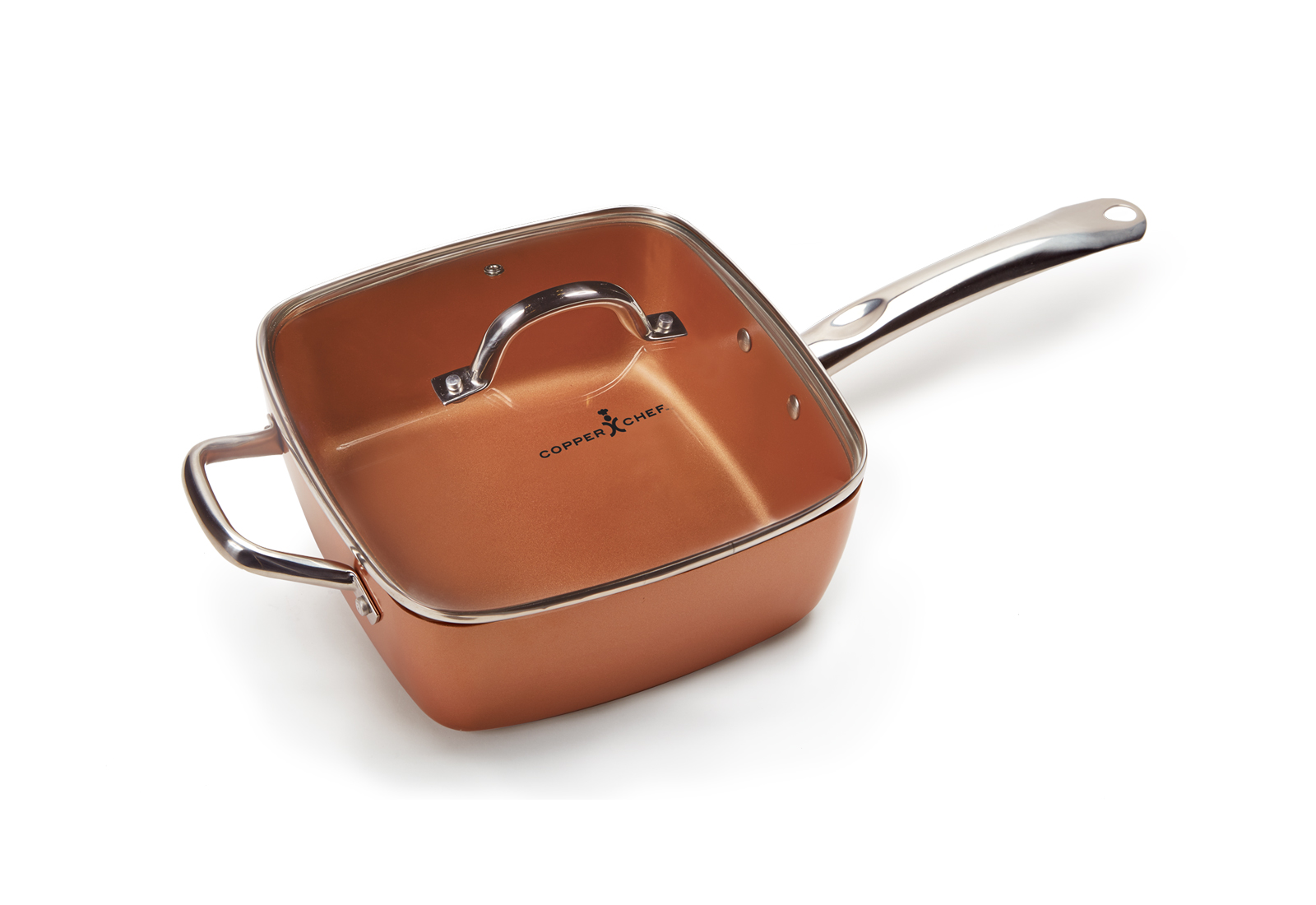 Copper Chef Deep Dish Pan Product Image