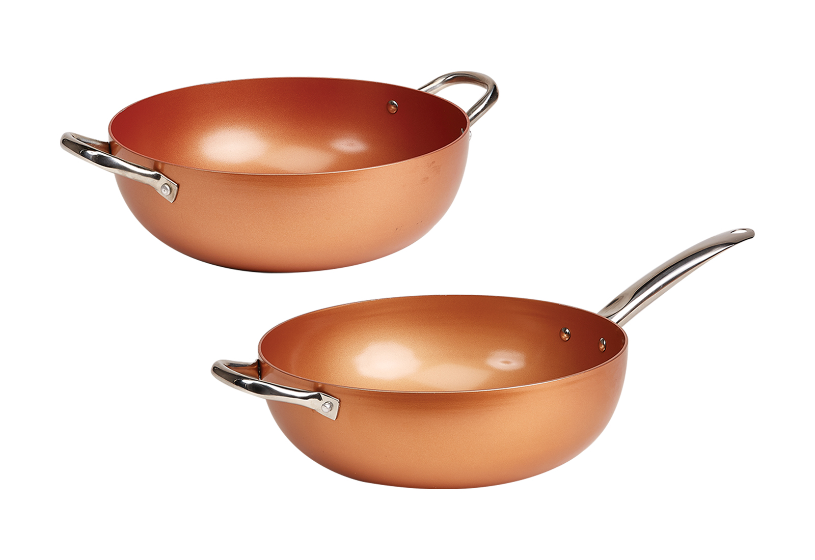 Copper Chef Wok Product Image