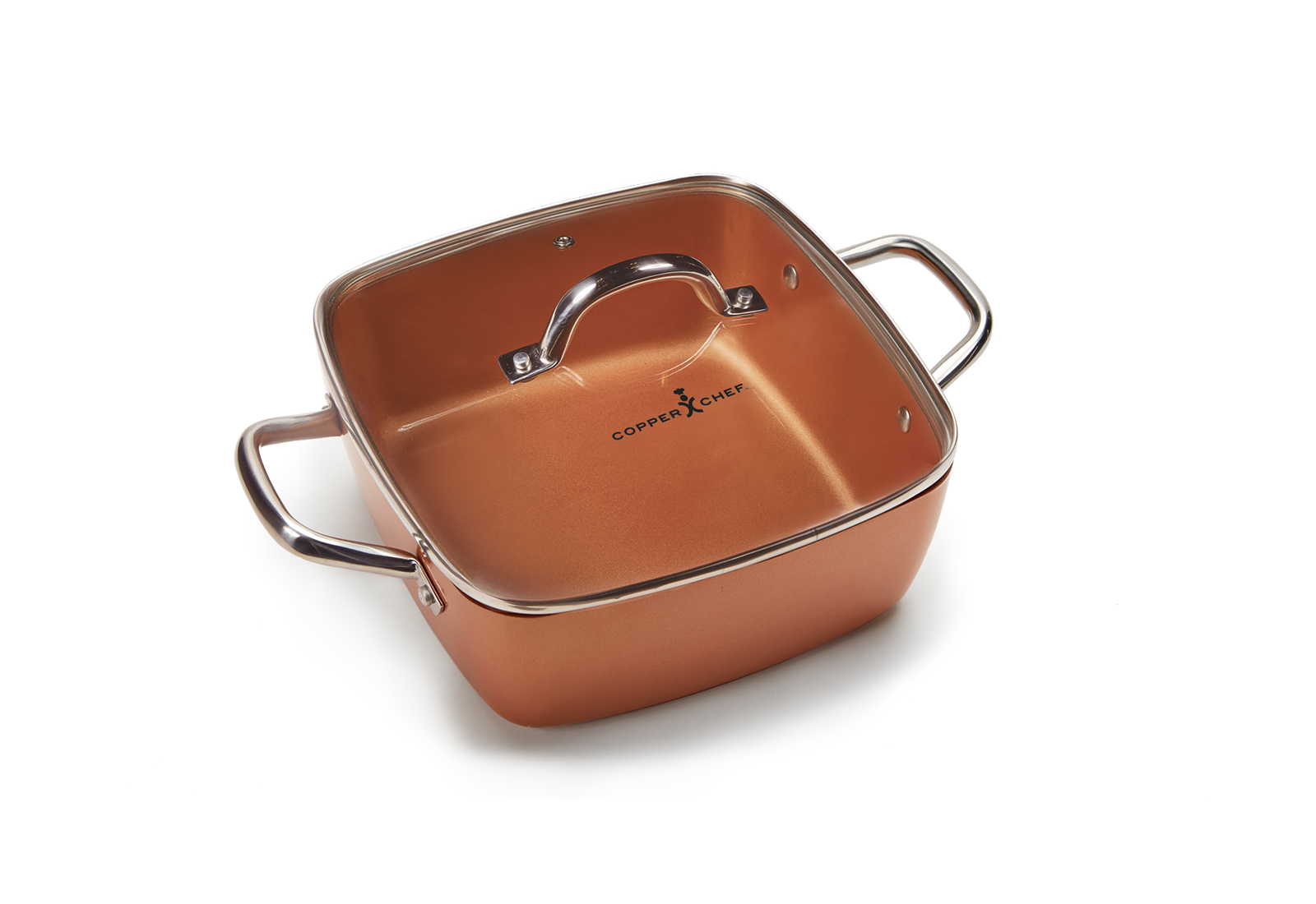 Copper Chef XL Casserole Pan Product Image