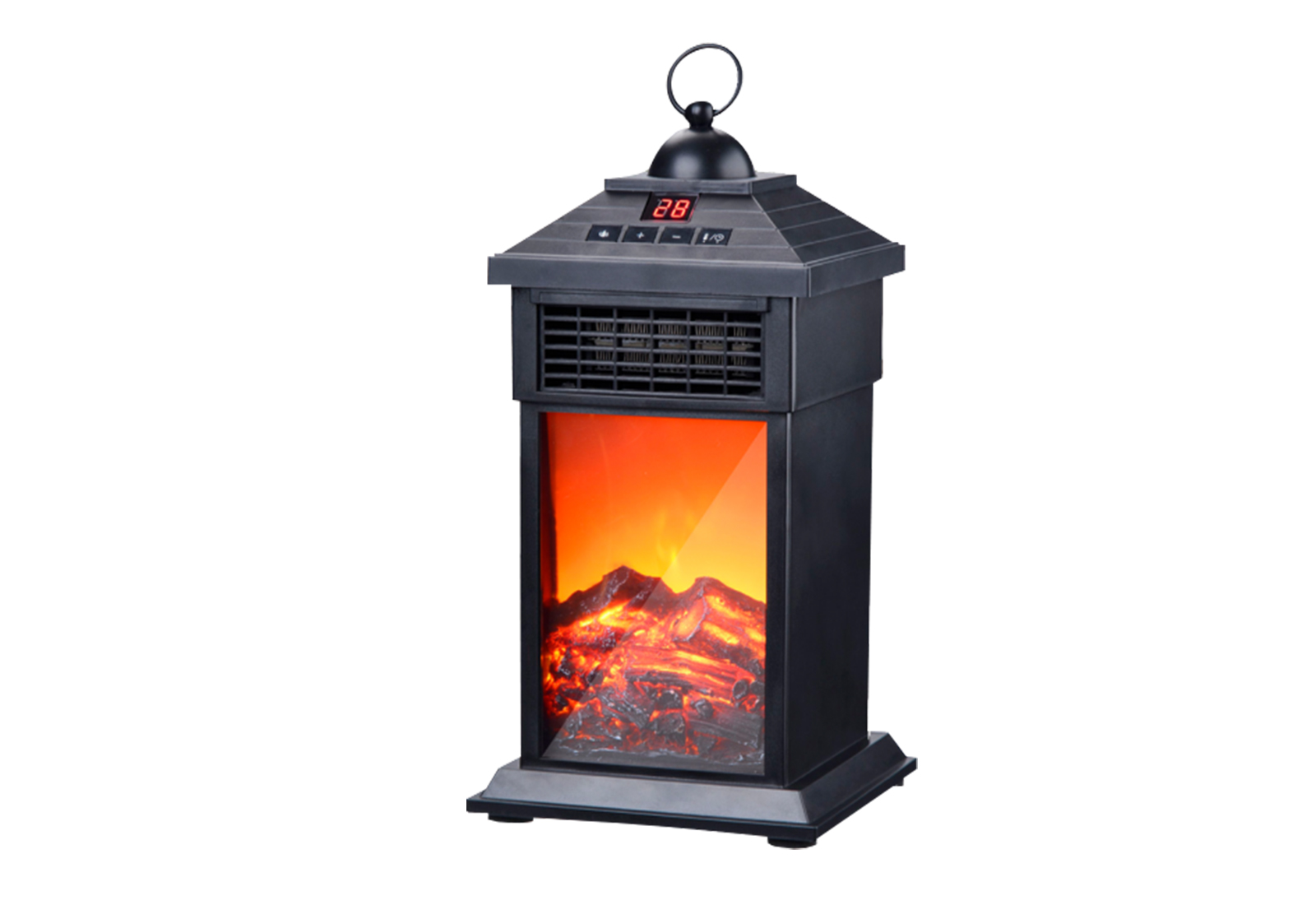 Personal Fireplace Heater Product Image