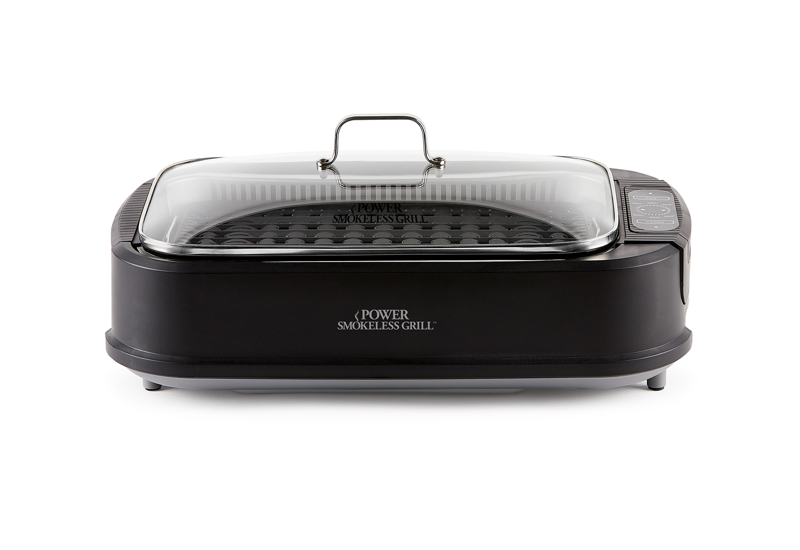 Power Smokeless Grill Product Image