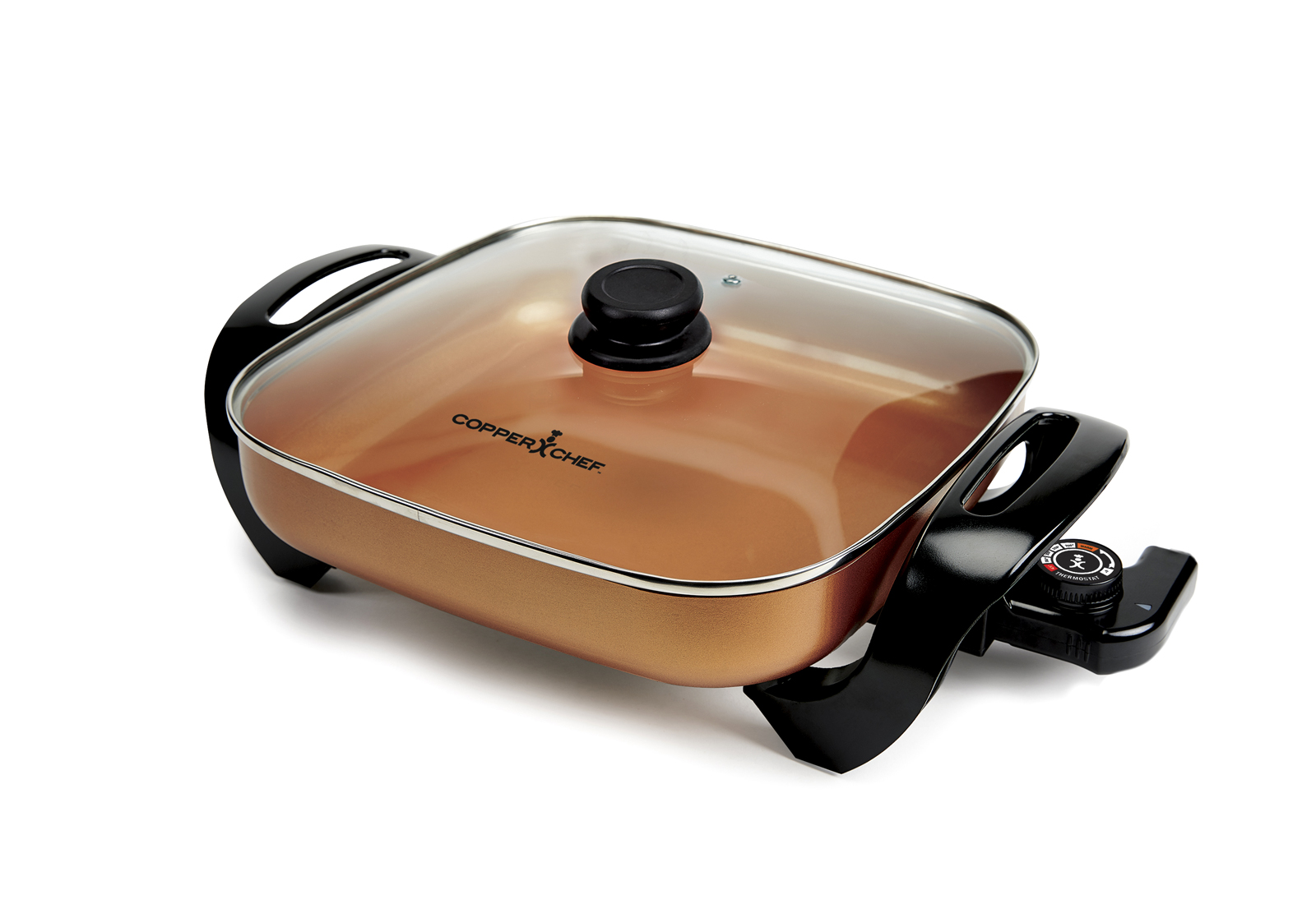 Copper Chef Electric Skillet Product Image