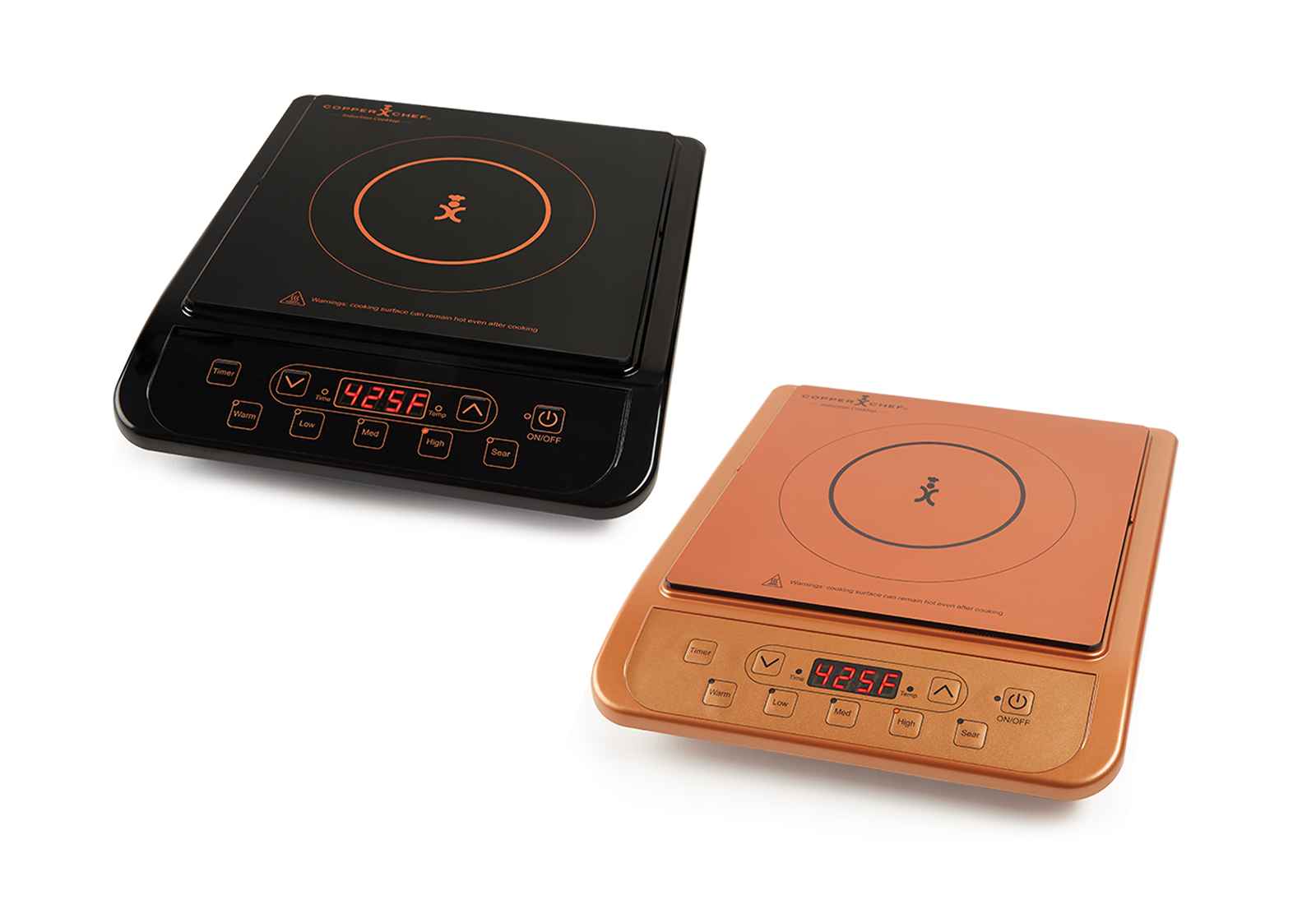 Copper Chef Induction Cooktop Product Image