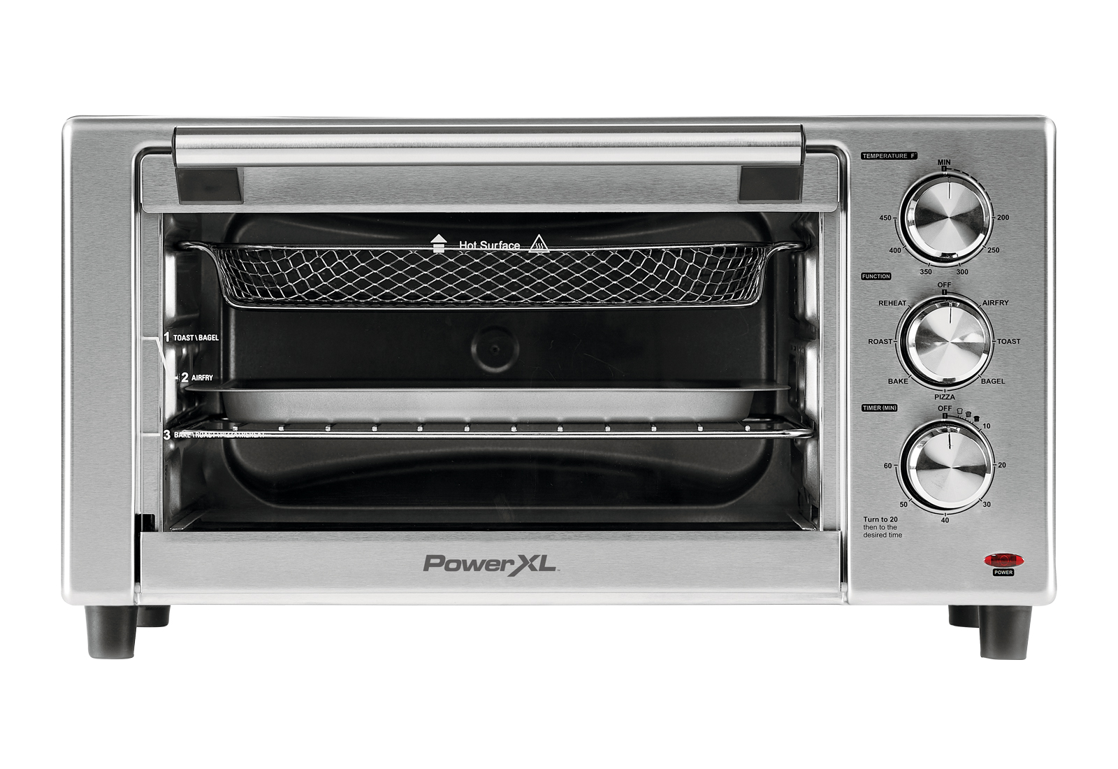 PowerXL Air Fryer Grill Product Image