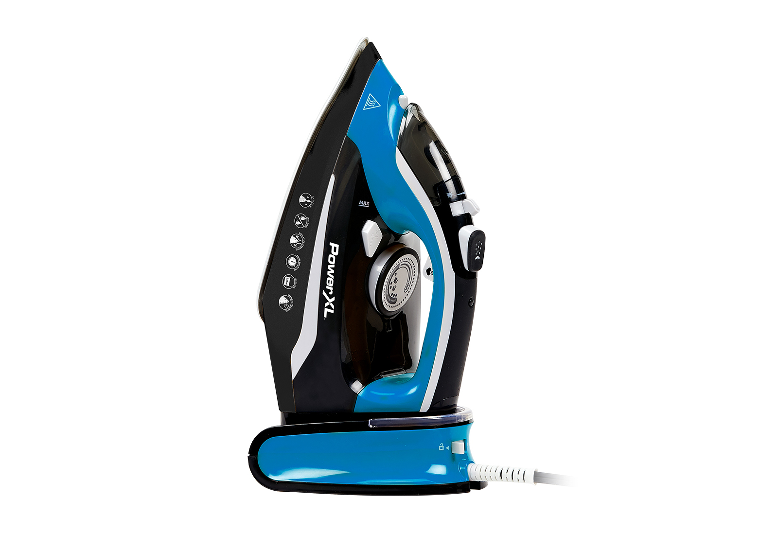 PowerXL Cordless Iron & Steamer Deluxe Product Image