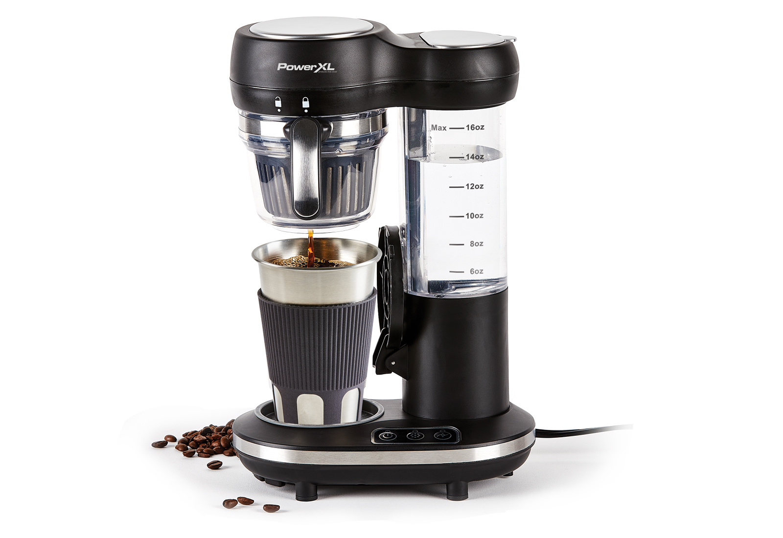 PowerXL Grind & Go Coffee Maker Product Image