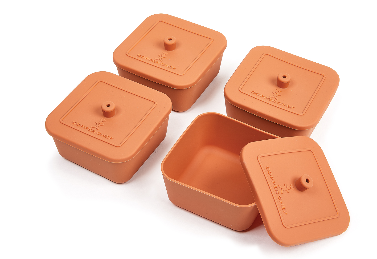 Copper Chef Silicone Ramekins Product Image