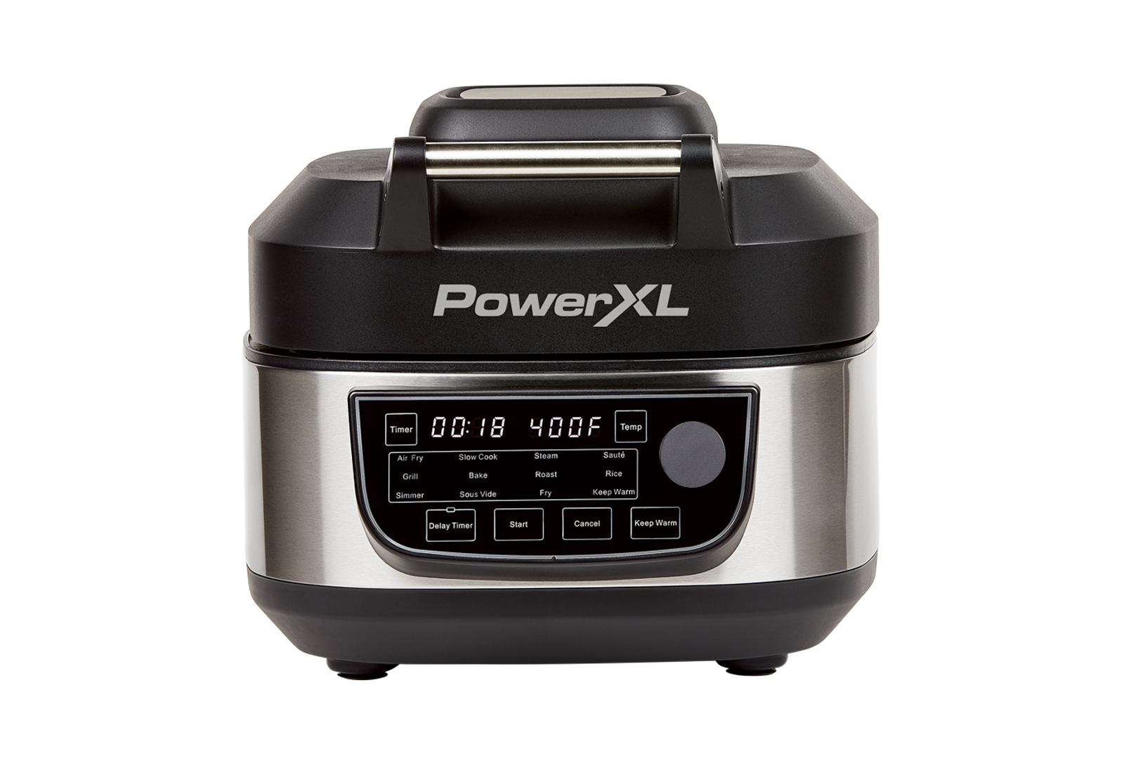 PowerXL Grill Air Fryer Combo Plus Product Image